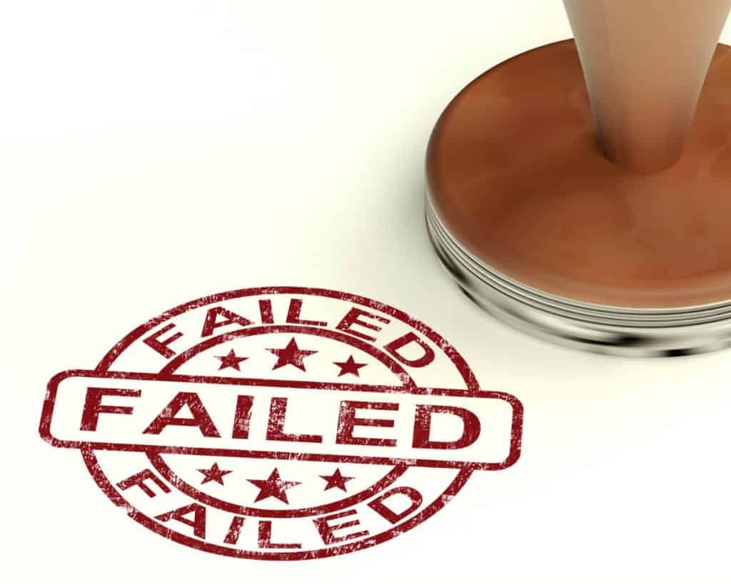Dealing With Dismal Failure